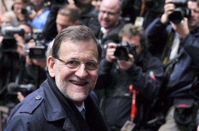 SpainMariano Rajoy acude a un consejo europeo