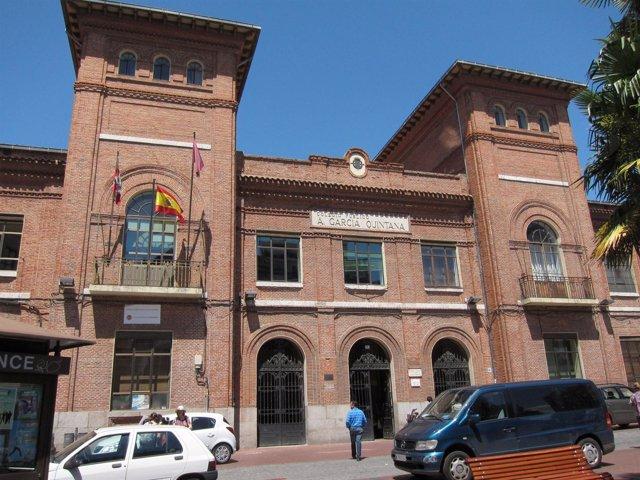 Colegio Público García Quintana