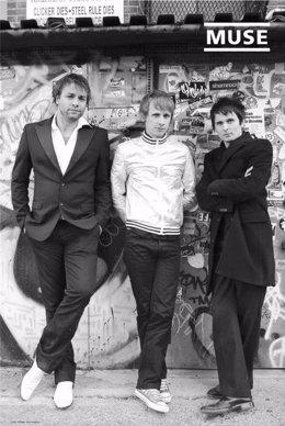 La banda británica Muse