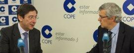 """Goirigolzarri defiende que Bankia siga """"su camino con independencia"""""""