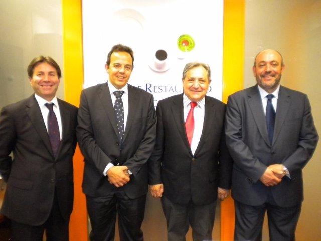 Firma de acuerdo entre Makro y el Gremio de Restauración de Barcelona