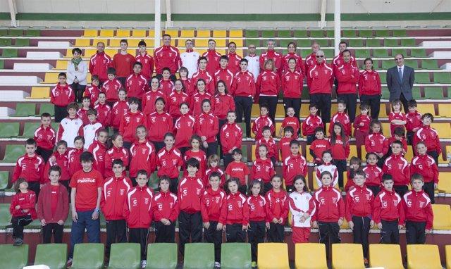 Escuela Atletismo Camargo