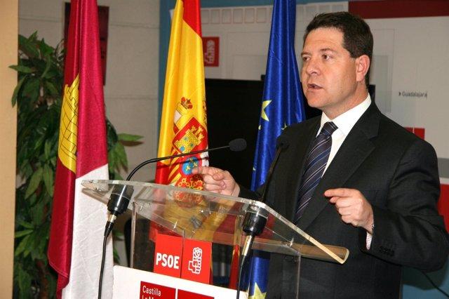 García-Page, PSOE