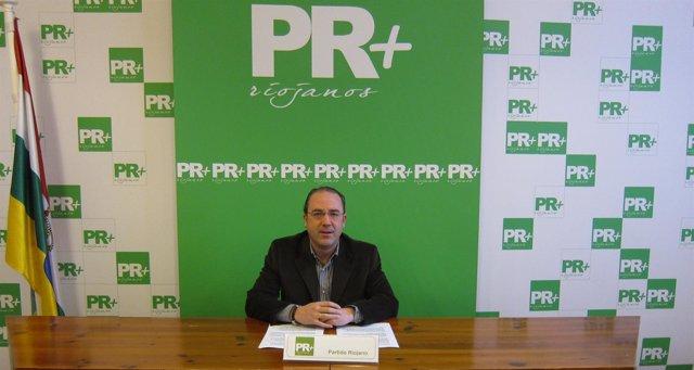El diputado de PR+ Rubén Gil Trincado