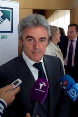 Leandro Esteban, portavoz