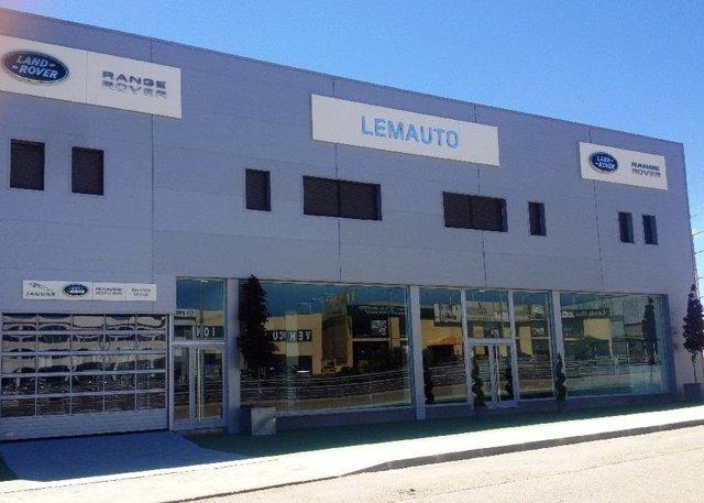 Nuevo concesionario de Land Rover en León