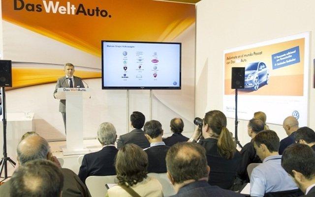 Presentación de 'Das WeltAuto'