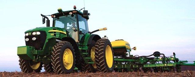 Tractor de John Deere
