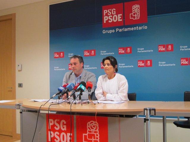 Pablo García Y Laura Seara