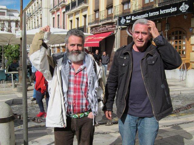 Sánchez Gordillo y Diego Cañamero