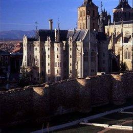 Palacio Episcopal de Astorga de Gaudí