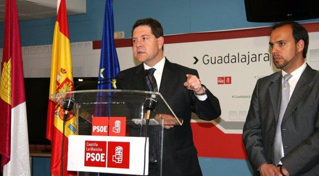 Page y Bellido, PSOE