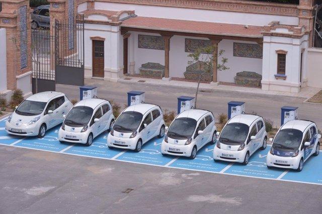Vehículos eléctricos del proyecto ZeM2All