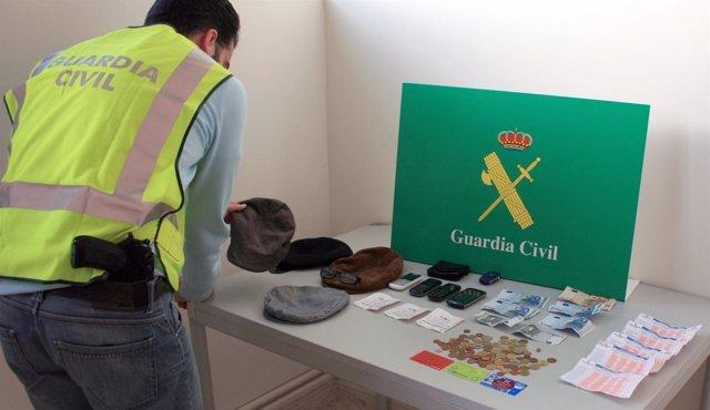 Operación Loterías de la Guardia Civil