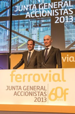 Rafael del Pino y  íñigo Meirás