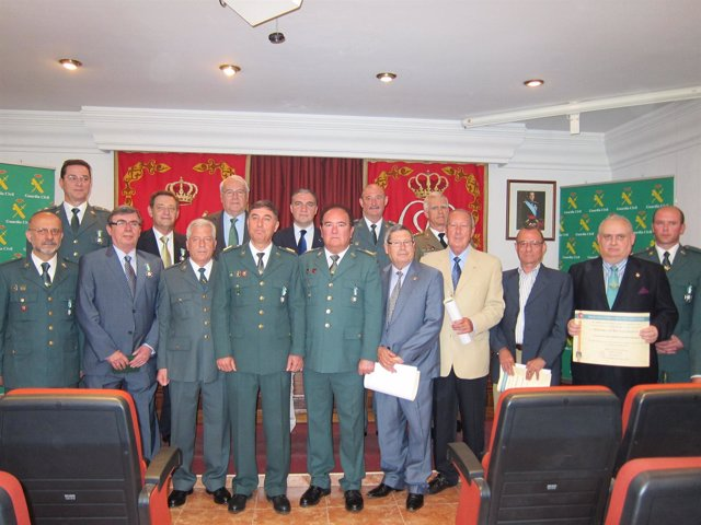 169 Aniversario De La Guardia Civil