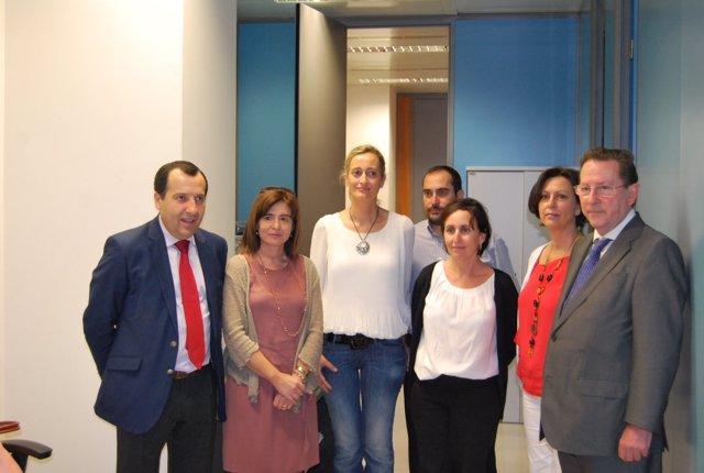 De Llera visita el SAVA de Málaga