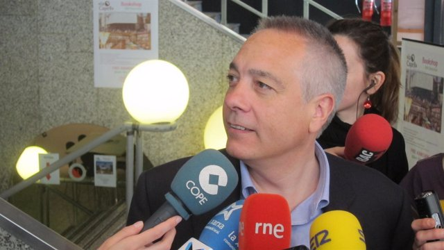 Pere Navarro, PSC