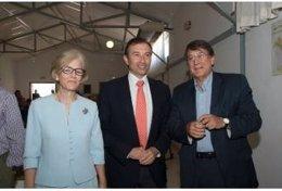 Laureano León, Joaquín Araujo Y Cristina Ramírez