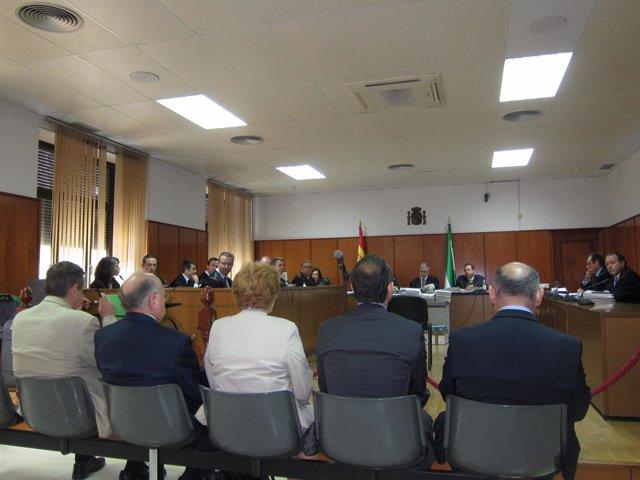 Primera sesión del juicio por el 'caso Rilco'