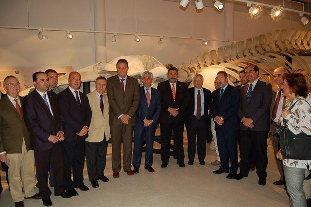 Inauguración Museo Los Yébenes