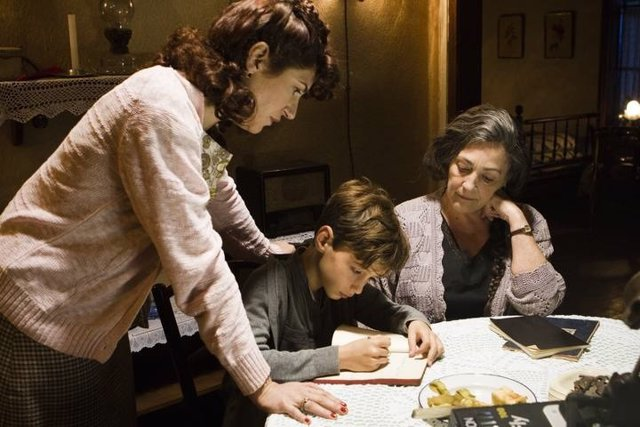 TVE estrena 'Carta a Eva'