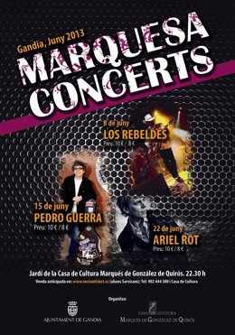 Ciclo musical Marquesa Concerts de Gandia
