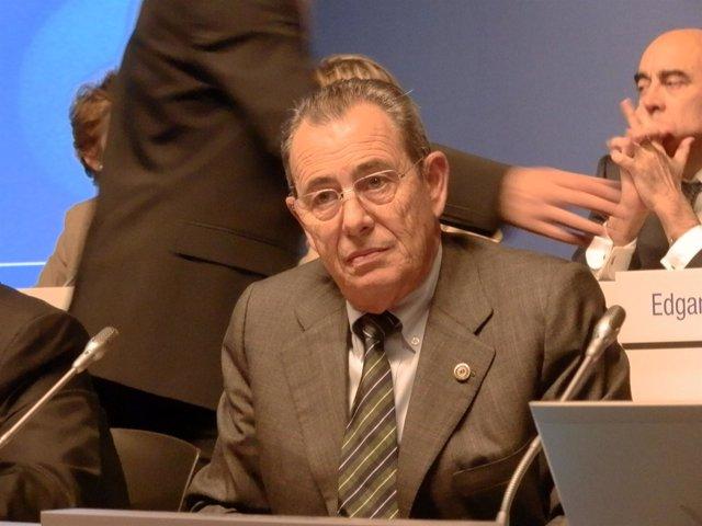El presidente de Grifols, Víctor Grifols
