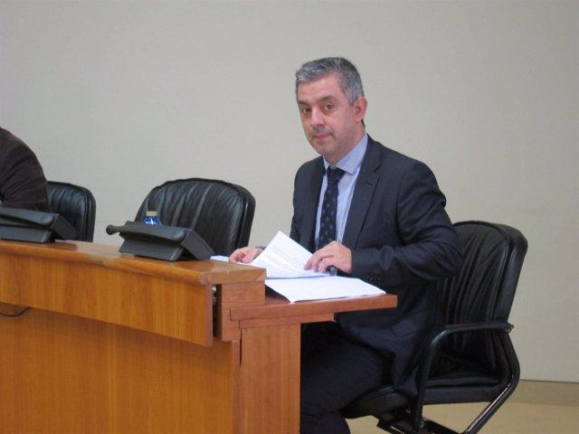 Valentín García, secretario xeral de Política Lingüística