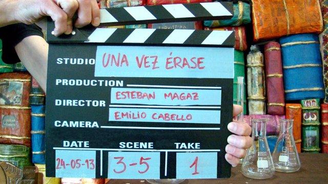 'Una Vez Érase', Corto Rodado En Isla Cristina.