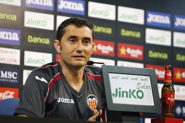 Ernesto Valverde Valencia