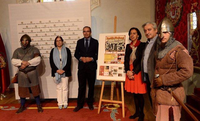 Presentación IV Encuentro renacentista Portillo Medieval