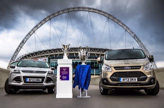 Ford, patrocinador de la UEFA Champions League