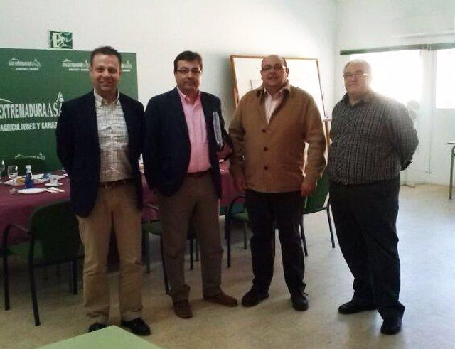 Guillermo Fernández Vara en APag