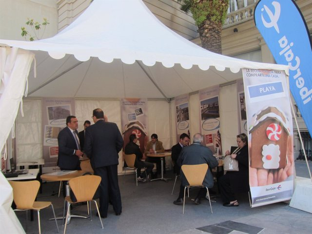 El Salón Inmobiliario de Ibercaja, este fin de semana en Ibercaja Zentrum.