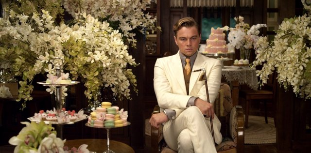 Leonardo di Caprio protagoniza 'El Gran Gatsby'
