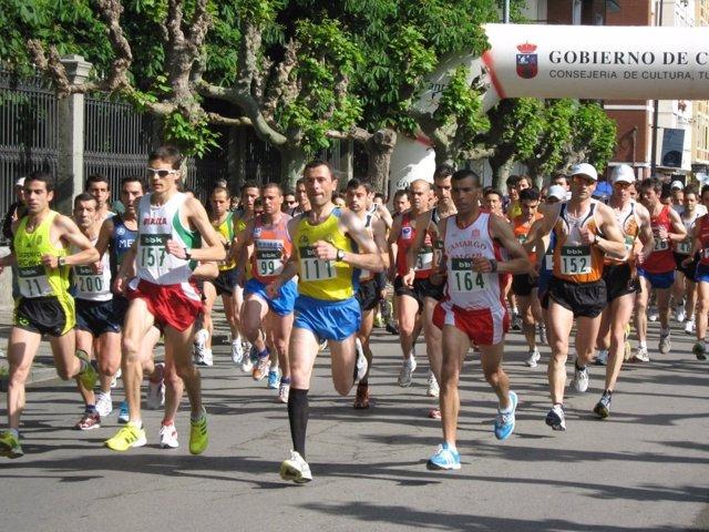 Media Maratón Santoña