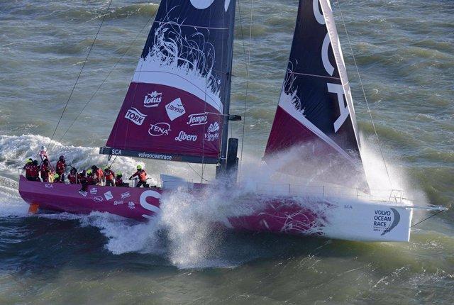 El Team SCA quiere volver a poner en el panorama oceánico a la vela femenina