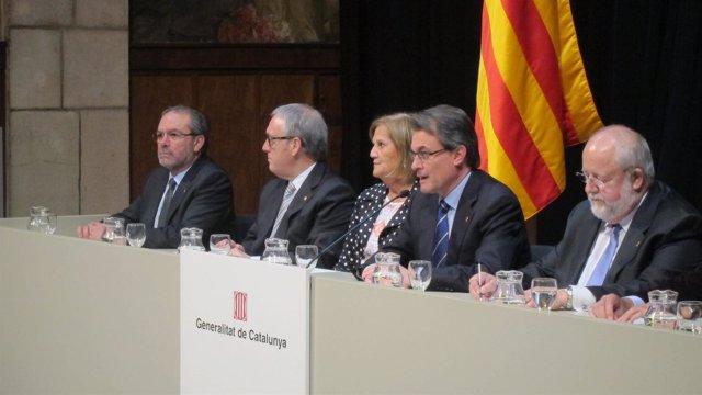J.Reñé, J.Poblet, N.De Gispert, A.Mas y S.Esteve