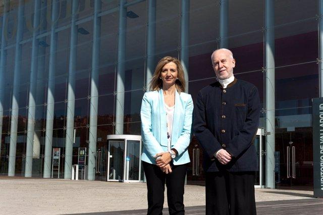 Alicia García y Jesús López Cobos