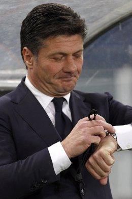 Walter Mazzarri, nuevo entrenador del Inter