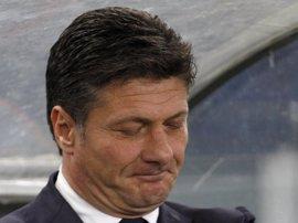 Mazzarri sustituye a Stramaccioni como entrenador del Inter de Milán