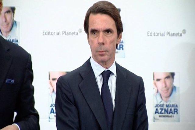 Aznar desata la polémica