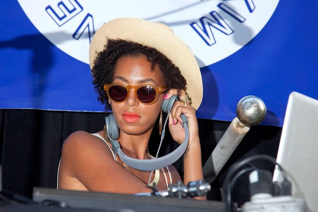 Solange Knowles, Dj, Cantante Y Hermana De Beyonce