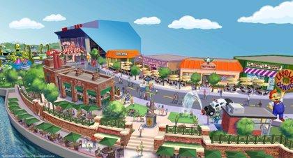 La ciudad de Springfield de Los Simpson se hace realidad