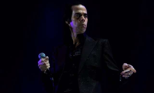 Nick Cave cantante
