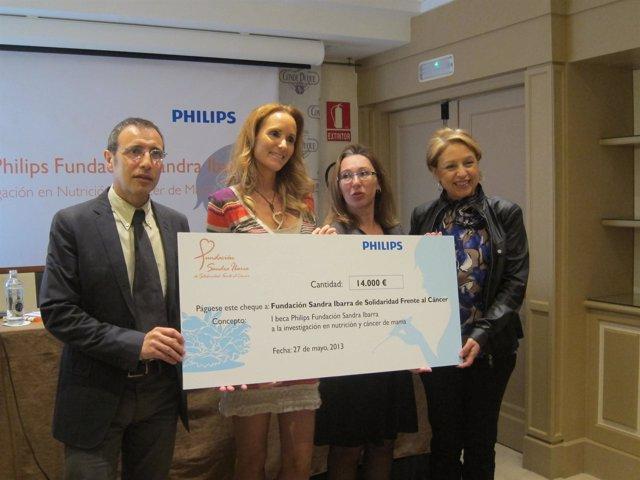 Presentación I Beca FSI-Philips