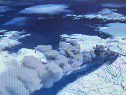 La evacuación en Biobío por el volcán Copahue comenzará esta mañana