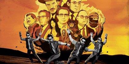 Molotov, protagonista del filme 'Gimme The Power'