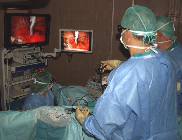 El área materno infantil del General Valencia incorpora cirugía endoscópica 3D